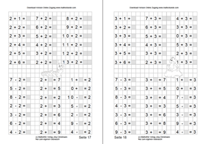 mathe aufgaben kopfrechnen online trainieren und 252ben