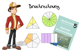 Matheaufgaben Klasse 5 ⇒ die besten Arbeitsblätter von Mathefritz