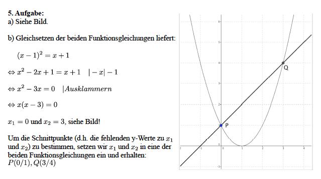 Fantastisch Graphen Von Quadratischen Gleichungen Arbeitsblatt ...