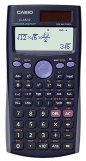 Taschenrechner Casio FX 85 MS