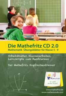 Die Mathefritz CD 2.0