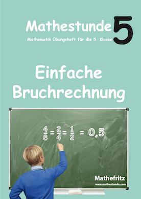 60 Seiten Bruchrechnen | Bruchrechnen Arbeitsblätter bei Mathefritz