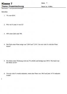 prozentrechnung-test