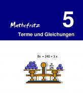 Übungsheft Terme und Gleichungen