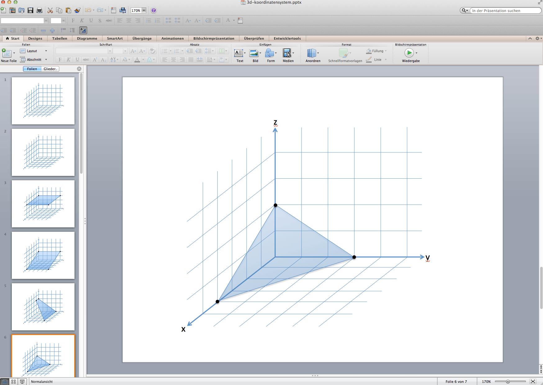 Kopiervorlage Mathematik 3cd Koordinatensystem Fur Mathematik Oberstufe