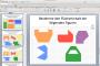 Powerpoint Vorlage Rechtecke und Figuren Flächenberechnung