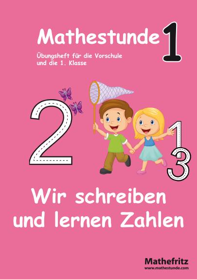 Zahlen schreiben bis 10 |Lerne die Zahlen 1-10 zu schreiben