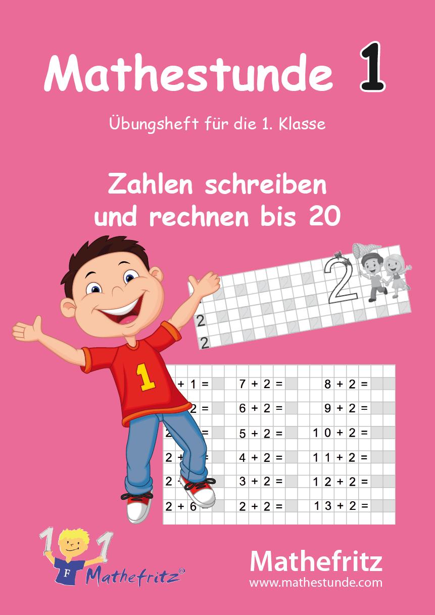 Zahlen schreiben lernen : Zahlen bis 20 schreiben und ...