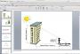 Powerpoint-Vorlage mit Grafiken