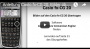 Casio FX-CG 20 BIlder übertragen