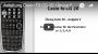 Casio FX-CG 20 Anwendungsaufgabe Funktionenschar
