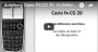 Casio FX-CG 20: Grafikfenster einrichten