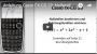 Casio FX-CG 20 Ableitungsfunktion und Nullstellen