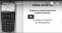 Casio FX-CG 20: Tangente anlegen