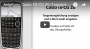 Casio FX-CG 20: Tangentengleichung anzeigen lassen