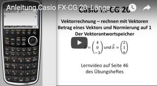 casio fx cg20 bedienungsanleitung vektoren l nge berechnen. Black Bedroom Furniture Sets. Home Design Ideas