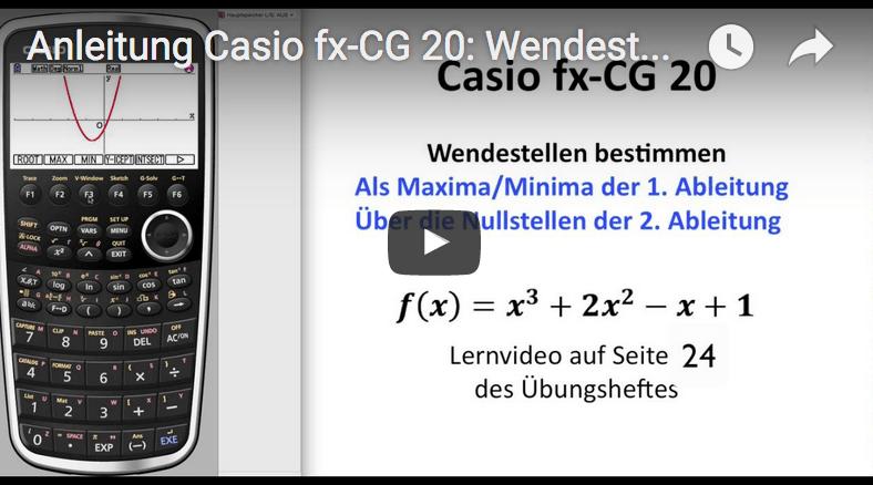 casio fx cg20 bedienungsanleitung wendestellen berechnen. Black Bedroom Furniture Sets. Home Design Ideas