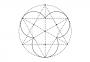 Dreipass Konstruktion aus Dreieck