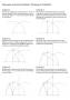 Fünfeck kontruieren und zeichnen