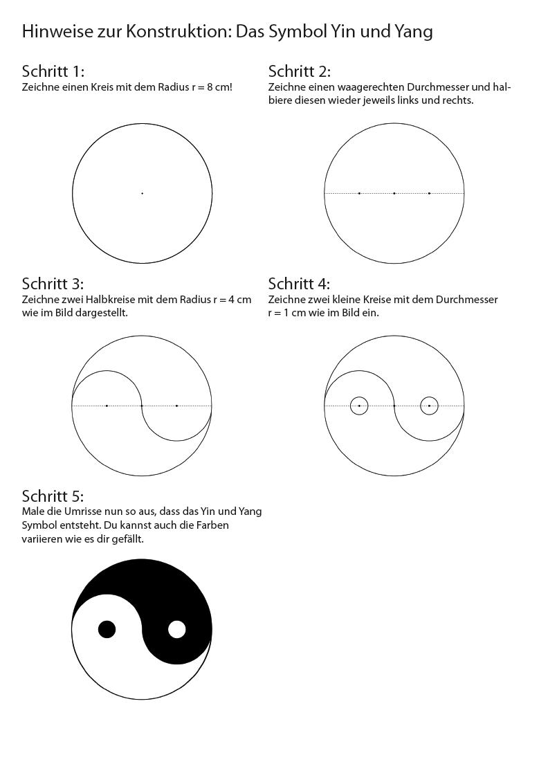 Kreisblume Mit Dem Zirkel Zeichnen Youtube