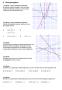 BildsLineare Funktionen Aufgaben Beispiele
