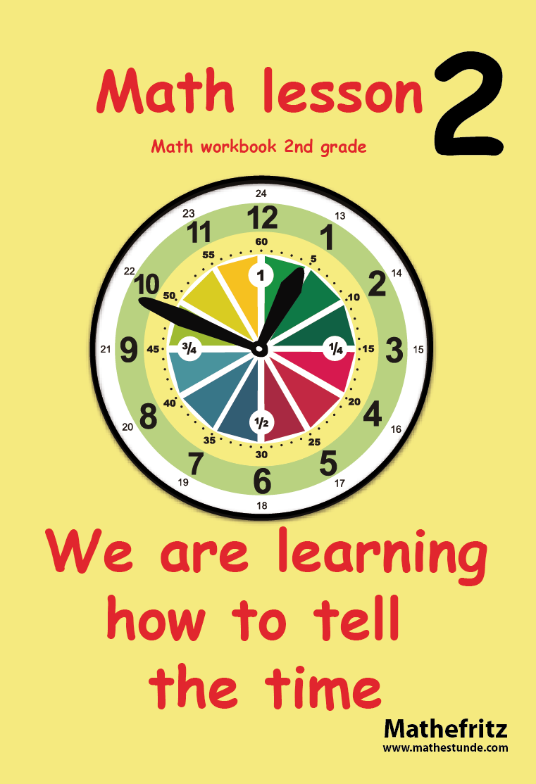 Telling time]   learning the clock  Math telling time worksheets
