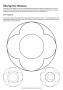Vierpass konstruieren Arbeitsblatt