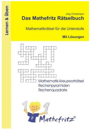 Mathematik Kreuzworträtsel Arbeitsblätter | Mathefritz