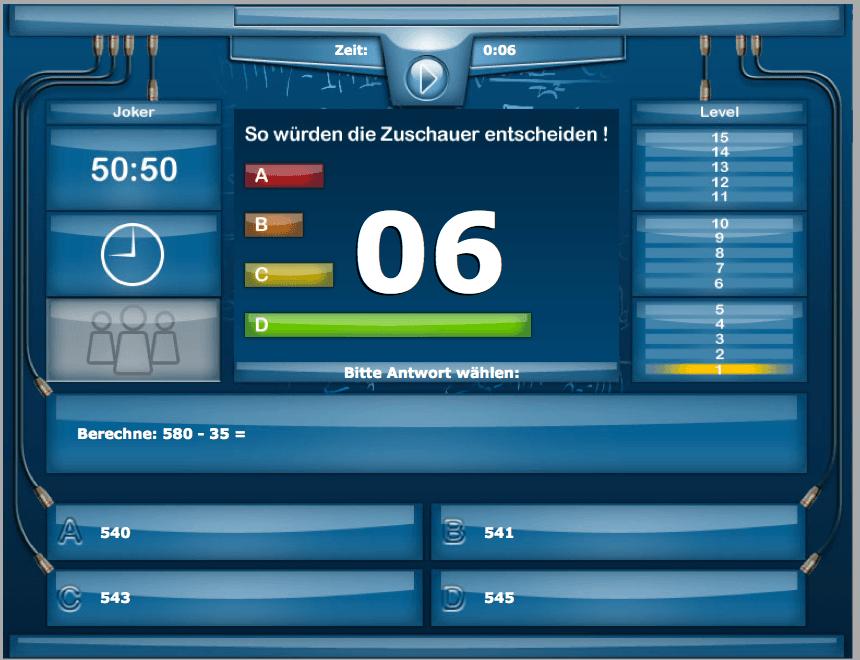 Quiz Online Spielen