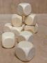 Blanko Holzwürfel