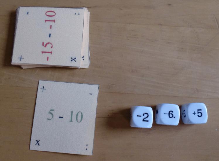 Lernspiel rationale Zahlen kostenlos] Mathefritz Übungen Klasse 6